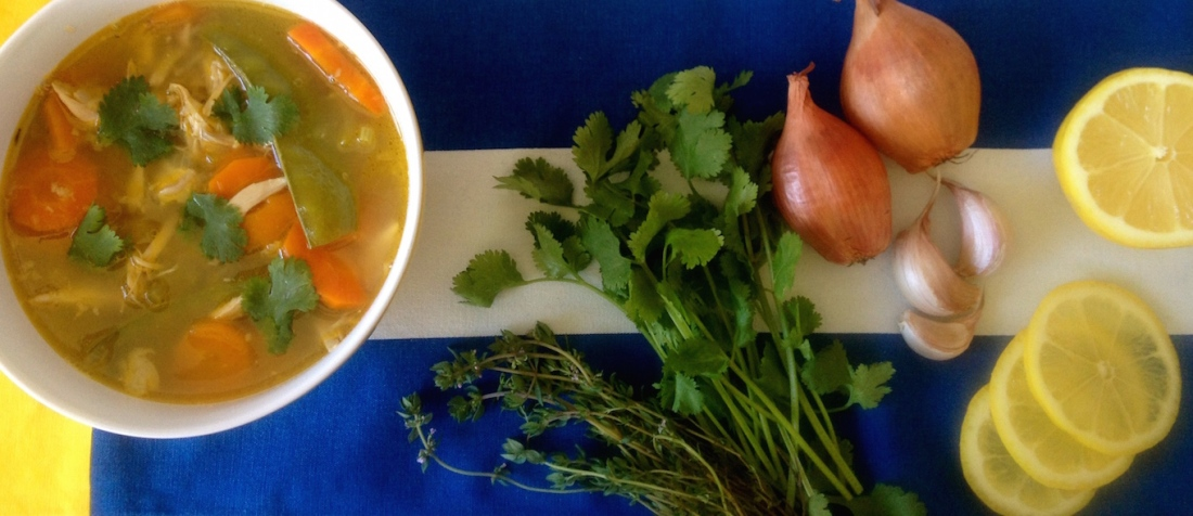 An ode to chicken soup