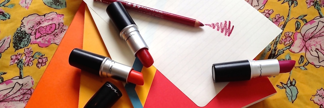 How & why to wear lip liner / the joys of colouring in
